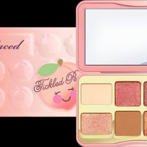 🍑Tickled Peach Mini Palette/ ❤Limited Edition